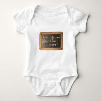 Ardoise #05 - La cita de Monet - camiseta de Playera