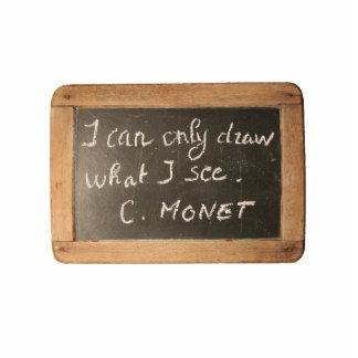 ardoise #05 - La cita de Monet Escultura Fotografica