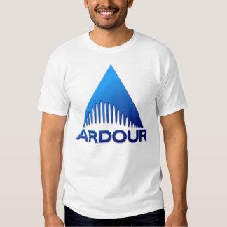 Ardour Blue Logo Shirt