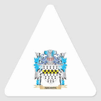 Ardron Coat Of Arms Stickers