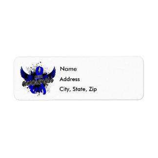 ARDS Awareness 16 Label