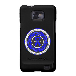 ARDS Hope Intertwined Ribbon Galaxy SII Cover