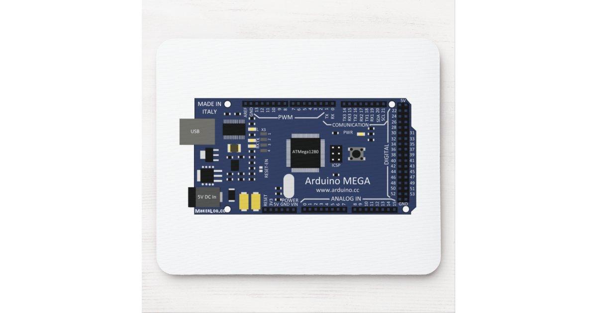 Arduino mega mouse pad zazzle