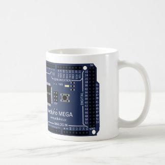 Arduino Mega Coffee Mugs