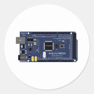 Arduino mega etiqueta