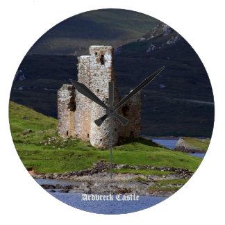 Ardvreck Castle Clock