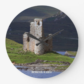 Ardvreck Castle Large Clock
