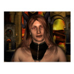 Ardyan at Home Demon Fantasy Postcard