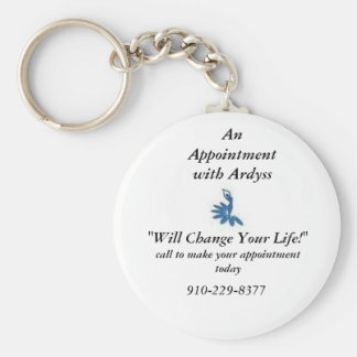 "Ardyss image, An Appointment with Ardyss, ""Will... Keychain"