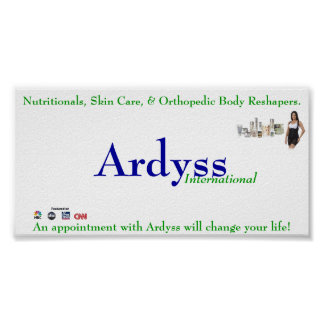 Ardyss Poster