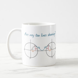 Are my Tan Lines Showing? Classic White Coffee Mug