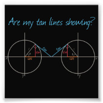 Are my Tan Lines Showing? Photo Print
