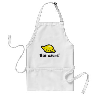 Are sour aprons