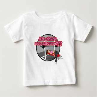 Are These Not Allowed? Baby T-Shirt