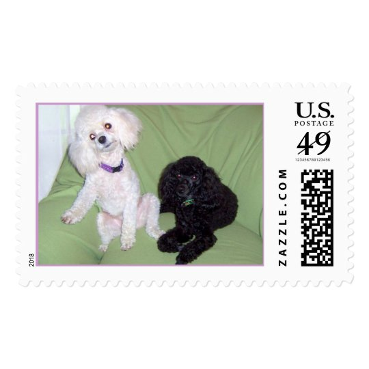 Are We Done Yet? Postage Stamp