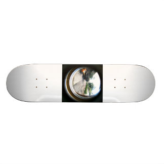 Are We Expecting Someone? Skateboard Deck