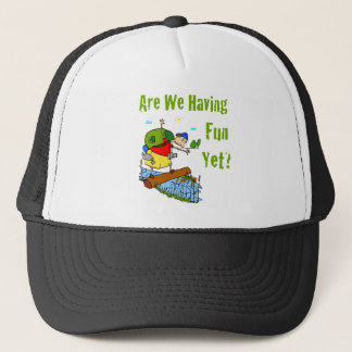 Are We Having Fun Yet? Hat