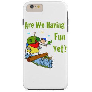 Are We Having Fun Yet? Tough iPhone 6 Plus Case