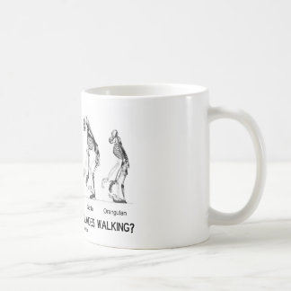 Are We Just Dead Clades Walking? (Evolution) Classic White Coffee Mug