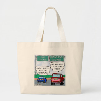 Are We There Yet? Bag