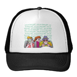 Are we there yet mesh hats
