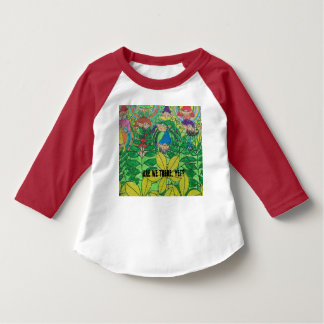"""""""Are we there, yet"""" Road trip toddler shirt"""