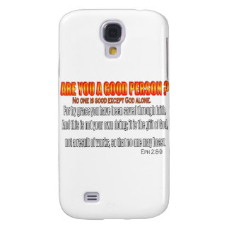 Are you a good person galaxy s4 covers
