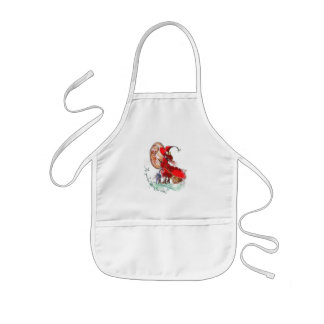 Are You A Good Witch? Kids' Apron