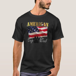 Are you an American Dog Dad T-Shirt