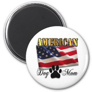 Are you an American Dog Mom? Refrigerator Magnets