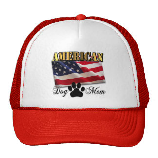 Are you an American Dog Mom? Trucker Hat