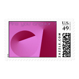 Are you angular ? postage