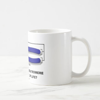 Are You At The Centromere Or Telomere Of Life? Coffee Mugs