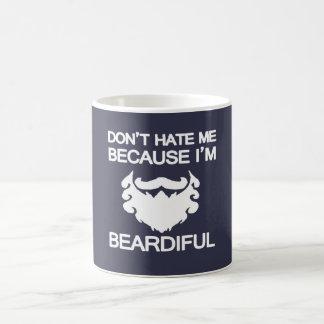 Are you beardiful!? coffee mug