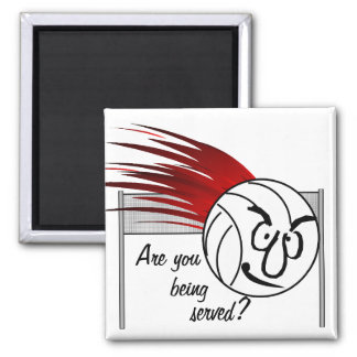 Are You Being Served? Refrigerator Magnets
