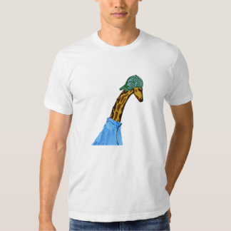 Are you Chaving a Giraffe Customisable T Shirt