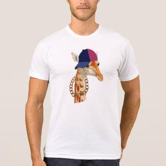 Are You Chaving a Giraffe London Cockney Slang Tee Shirt
