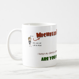 Are You Connected Coffee Mug