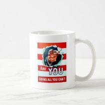 Are You Doing All Youcan Coffee Mug