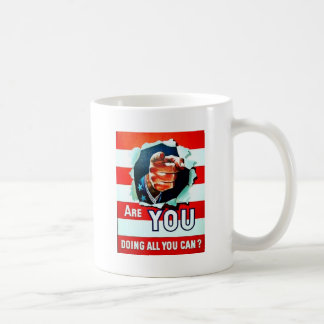 Are You Doing All Youcan Mugs