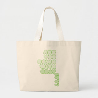 Are You Down With Gravity Tote Bag