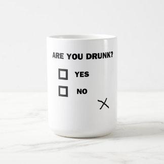 Are You Drunk? Coffee Mug