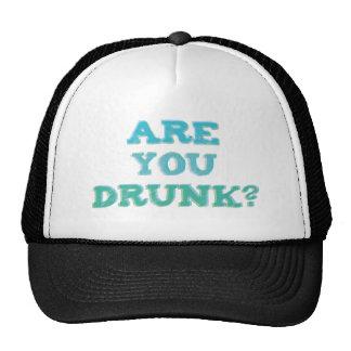 Are you drunk gorras de camionero