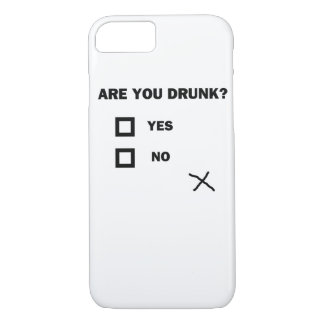 Are You Drunk? iPhone 8/7 Case