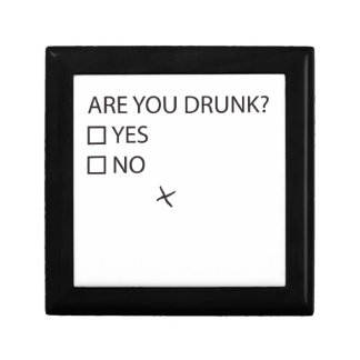 Are You Drunk Test Gift Box