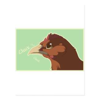 Are You Feeling Clucky? Postcard