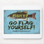 Are YOU Fishy Mousepad