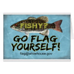 Are YOU Fishy Notecard Card