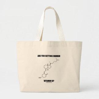 Are You Getting Enough Vitamin D? Cholecalciferol Bags