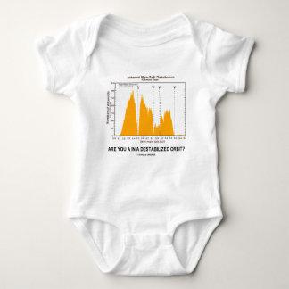 Are You In A Destabilized Orbit? (Kirkwood Gaps) T-shirt